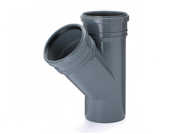 Тройники канализационные (Россия)