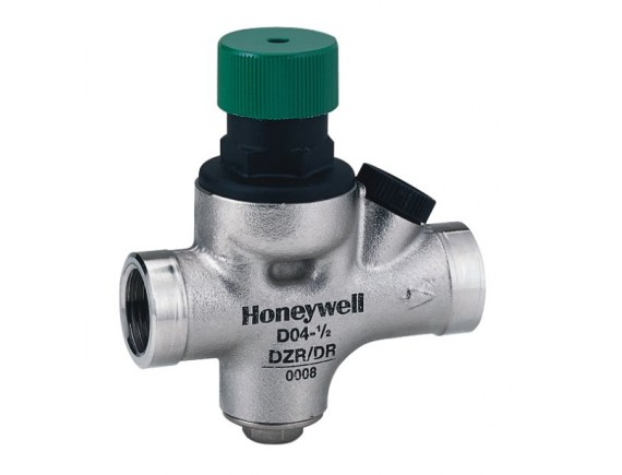 Редукционные клапаны D04 (для горячей воды)